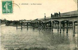 Cpa L' EGUILLE 17 Le Pont Tournant - Autres Communes