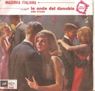 "Gigi Stok - Mazurka Italiana - Le Onde Del Danubio (7"") - Country & Folk"