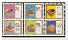 Zimbabwe 1993, Postfris MNH, Pots - Zimbabwe (1980-...)