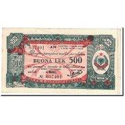 Albania, 500 Lek, 1953, KM:FX9, SUP - Albanien