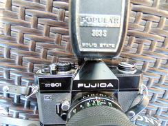 APPAREIL PHOTO REFLEX FUJICA ST 801 OBJECTIF 50MM JAPON 1972 - Appareils Photo