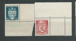 FRANCE  N°  554/55.   **  TB   Gomme D'origine - Unused Stamps