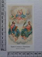 D774- Santino Santi Cosma E Damiano Martiri - Santini