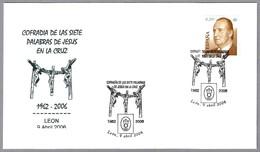 COFRADIA DE LAS SIETE PALABRAS DE JESUS EN LA CRUZ. Leon 2006 - Cristianesimo