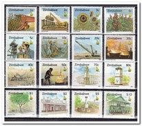 Zimbabwe 1994, Postfris MNH, Buildings, Jobs, Plants - Zimbabwe (1980-...)
