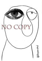 Illustration De Filipandré - Le Penseur - Tirage Limité à 500 Ex - 1980 - Filipandre