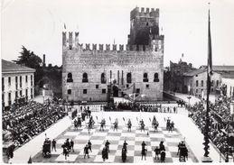 Marostica  (VI) - Partita A Scacchi - - Vicenza