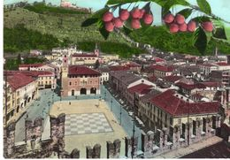 Marostica  (VI) - Piazza Castello  - - Vicenza