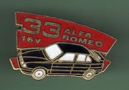 ALFA ROMEO *** Pin's N°7 En Vente - Uniquement *** 0088 - Alfa Romeo