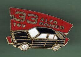 ALFA ROMEO *** Pin's N°7 *** A018 - Alfa Romeo