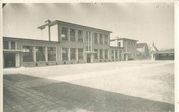 Foto Photo (11,5 X 18 Cm) School Te Lembeke Half Voltooid 1943 - Kaprijke