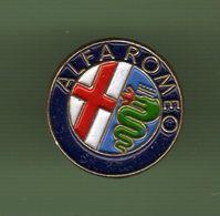 ALFA ROMEO *** LOGO *** A018 - Alfa Romeo