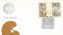 Venezuela 1980 Painter Armando Reveron FDC Cover - Venezuela