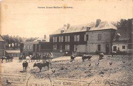 80-BEAUCHAMPS- FERME GRAND MAILLARD - - France