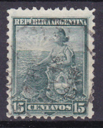 ARGENTINIË -  - 1899 -  Mi: Nr 109  -  Y&T Nr. 120 - Gebruikt/used/oblit./gebraucht  - ° - Oblitérés