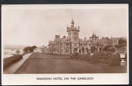 Scotland Postcard - Shandon Hotel On The Gareloch    DC633 - Argyllshire