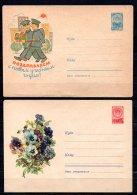 Russie Lot De 28 Entiers Postaux - 1923-1991 URSS