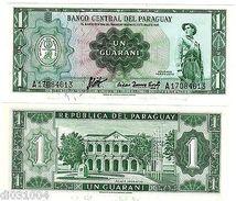 Paraguay Billet 1 Guarani  L.1952  P193  NEUF UNC - Other - America