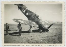 """Aviation à Aulnat . Avion Bloch 152 En Pilône . """"Chesnaie"""" Pour L'as Charles Chesnais ? - Guerra, Militari"""