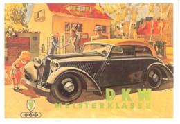 DKW Auto-Union-Meisterklasse-V. Mündorff-1939-Voiture De Tourisme - Voitures De Tourisme