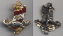 Etat Major G.C.S. MADAGASCAR - DRAGO BERANGER - Hueste