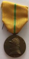 Militaria. Médaille Décoration Belge. Médaille Pour Le Veterans Du Roi Albert I. 1909-1934 - Belgique