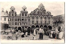 Pas De Calais : Arras : Le Marché Du Samedi - Arras
