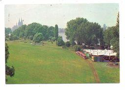 5000 KÖLN - DEUTZ, Rheinpark, BUGA 71, Gruss Vom Feinschmecker  Treffpunkt Der Deutschen Agrarwirtschaft - Koeln