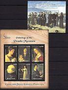 Sierra Leone 2000 Art  Painting Prado Museum MNH --(cv 17) - Art