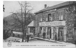 MONISTROL D ALLIER    L'Hotel Des Voyageurs - Frankreich