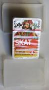 Jeu De Cartes Publicitaire SKAT Publicité Pneumatique DUNLOP Reifen Gesell Bürrig Neuss Berliner Spielkarten - 32 Cards
