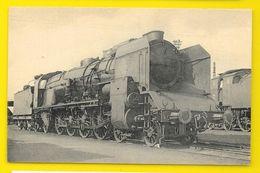 LOCOMOTIVE N° 241 D 17 (H.M.P. Vilain) - Trains