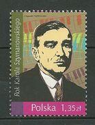 POLAND MNH ** 4053 Musique Karol Szmanowski Musicien - 1944-.... République