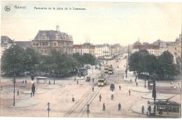 ---- BELGIQUE --- ANVERS Panorama De La Place De La Commune - Belle Colorisation - Neuve Excellent état - Antwerpen