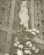 """CL De LOUVAIN ( Leuven ) """" Statue De La Vierge D'Elström """" - Leuven"""