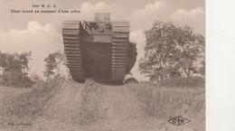 -  CPA - 506e R.C.C. - Carte Avec Char - 022 - Matériel