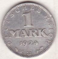 1 Mark 1924 J (HAMBOURG) , En Argent - [ 3] 1918-1933 : Weimar Republic