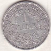 Empire. 1 Mark 1892  D (MUNICH)    , En Argent - 1 Mark