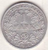Empire. 1 Mark 1906 G (KARLSRUHE  , En Argent - [ 2] 1871-1918 : Empire Allemand