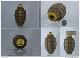 REPRODUCTION Corps De Grenade Américaine MK2 - Militaria