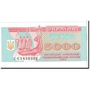 Ukraine, 5000 Karbovantsiv, 1995, KM:93b, NEUF - Ukraine