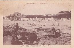 TREBEURDEN   ( 22 )  Plage De Tresmeur     ( Port Gratuit ) - Trébeurden