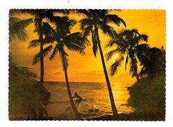 FIJI - Typical Sunset - Fidschi