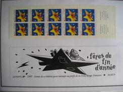 Carnet Croix Rouge 1997 - Carnets