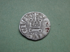 "Denier Tournois  ""Plilippe III Le Hardi Ou Plilippe IV Le Bel"". - 987-1789 Monete Reali"