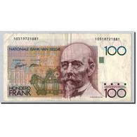 Belgique, 100 Francs, ND (1978-81), KM:140a, ND (1978-81), TB+ - [ 2] 1831-... : Belgian Kingdom