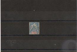 NOUVELLE CALEDONIE Année 1900/04 N°Y/T : 62 Oblitéré - Gebraucht