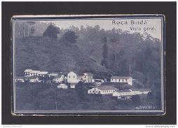 SÃO TOMÉ E PRINCIPE 1910 YEARS COCOA CACAO AGRICULTURE HOUSES AFRICA AFRIKA AFRIQUE POSTCARD - Sao Tome Et Principe