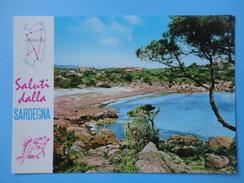 Saluti Dalla Sardegna - Costa Smeralda - Capriccioli - Veduta Panoramica - Olbia