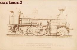 CARTE PHOTO : VERBUND-GÜTERZUG TRAIN LOCOMOTIVE ZUG BAHNHOF LOKOMOTIVE STATION ESTACION TRENO LOCOMOTORA - Trains